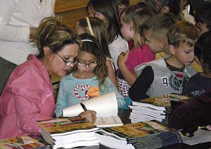 Books Vital to Yellow Ribbon Program