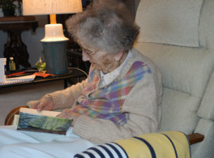 What Are Octogenarians and Nonagenarians Reading?