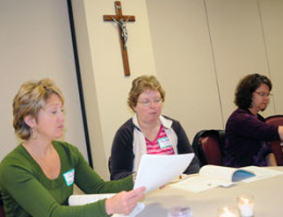 Small Groups Inspire Catholic Evangelists