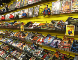 Source Comics in St Paul