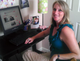 Online Classes Enable First-Time Writers