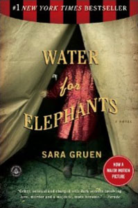 Many NaNoWriMo writers have published their novels at prestigious publishing houses, including  Sara Gruen, whose bestseller Water for Elephants also became a movie.