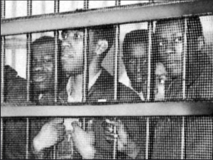 "Members of Friendship Nine accepted a 30-day jail sentence at a prison farm rather than paying bail, initiating a ""jail, no bail"" strategy that changed the course of the Civil Rights Movement in America."