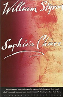 Sophie's Choice by William Styron is the book that most powerfully connected with Kelly as a reader.