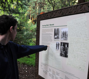Muir's Words Continue to Inspire Love of Nature