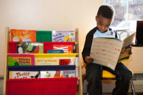 Barbershop Books: Growing Boys Who Read