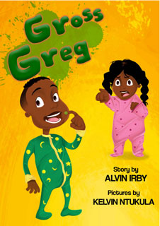Gross Greg by Alvin Irby