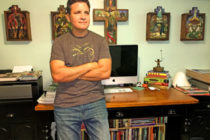In the Artist's Studio With John Parra