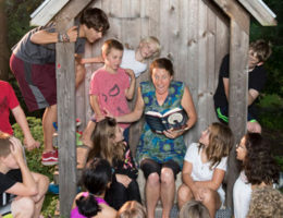 Newbery-Winning Storyteller Kelly Barnhill Writes to Be Read Out Loud