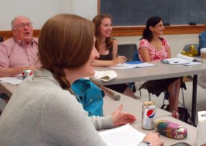 University of Iowa's Summer Writing Festival now uses a community-style writing workshop model.