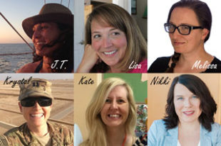 Tuscany Writeaway Finalists: Six Talented Military-Connected Women Writers