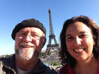 John Yewell and Mimi Herman lead Writeaways in locations that help writers get away from daily life to focus on their writing. Their greatest tip for writers to prepare: come with an open mind to new ideas.