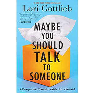 Maybe You Should Talk to Someone - one of the best books of 2019