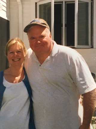 Cassandra King called her husband, Pat Conroy, a warrior. The literary center named after him is meant to continue Pat's legacy of storytelling, reading, teaching, and encouraging beginning writers. Photo by Lynn Seldon,, courtesy Cassandra King.