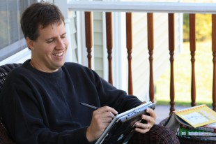 Jeff Kinney: More Than a Wimpy Kid