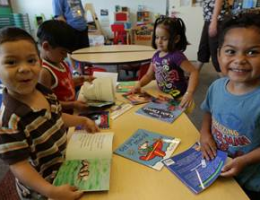 RIF Gives Kids a Book of Their Own