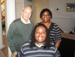 Mike Yorkey: Voicing Eric LeGrand's Story