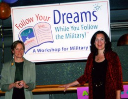 Hightower & Scherer: Military Spouse Journey