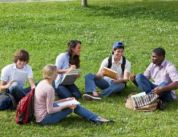 Common Book Connects College Freshmen