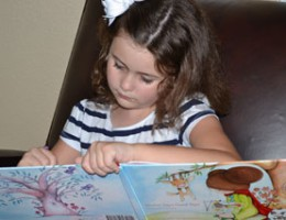 Scarlet Helps Kids Learn About Hospice