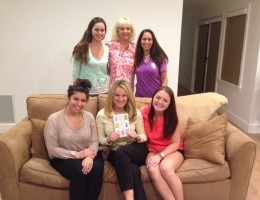 Theta Book Club Reconnects Sisters