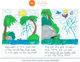 Kids Get a Jump On Self-Publishing