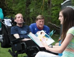 Briley Rossiter: 12-Year-Old Author Shares Voice & Feet
