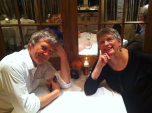 Jeff Bridges and Lois Lowry