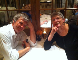 Jeff Bridges and Lois Lowry