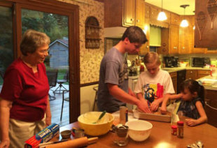 Create Good Memories with Holiday Baking
