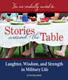 Stories Around the Table: Laughter, Wisdom, and Strength in Military Life by Elva Resa, edited by Terri Barnes