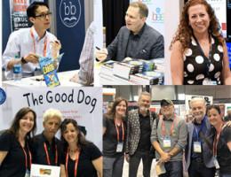 BookExpo America 2016 Photoblog