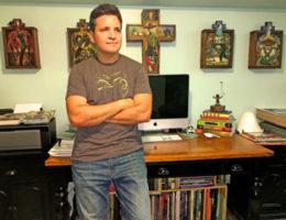In the Artist's Studio With John Parra