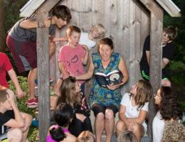 Newbery-Winning Storyteller Kelly Barnhill Writes to Be Read Out Loud