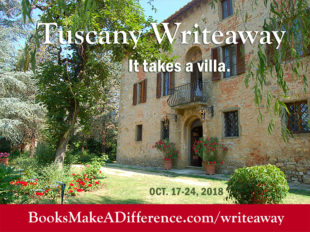 Tuscany Writeaway Scholarship
