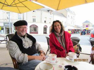 Writeaways Workshop Leaders Mimi Herman and John Yewell