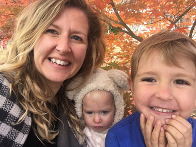 When Kate's family moved to Japan, she was fascinated by the differences in culture and approaches to raising children, and created an opportunity to write about those observations.