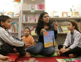 Medina Children's Library: New Stories in Ancient Fez