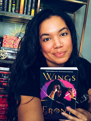 J. Elle sold four novels to major publishers within a year, all elevating the voices of inner-city kids with an empowering, magical twist. Her first, Wings of Ebony, will release January 2021.