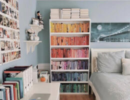 How Do You Organize Your Bookshelves?