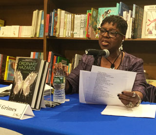 Award-winning poet and children's author Nikki Grimes believes stories are at the core of shaping who we become as a society.